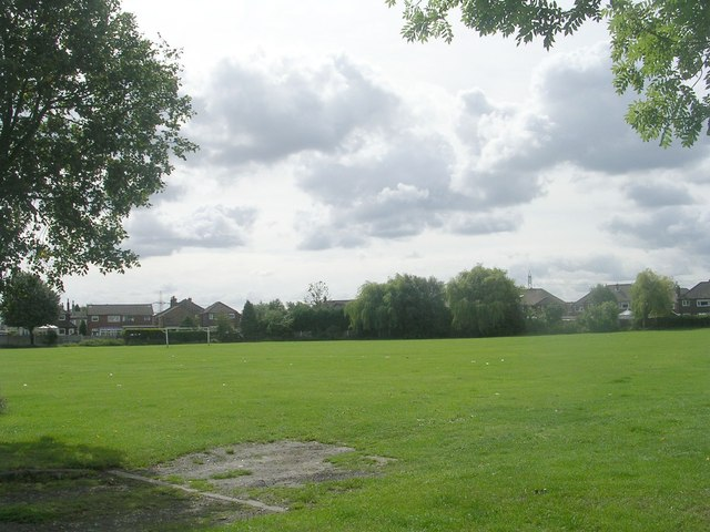 Recreation Ground - Ghyllroyd Drive