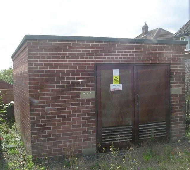 Electricity Substation No 2159 - Kingsley Avenue