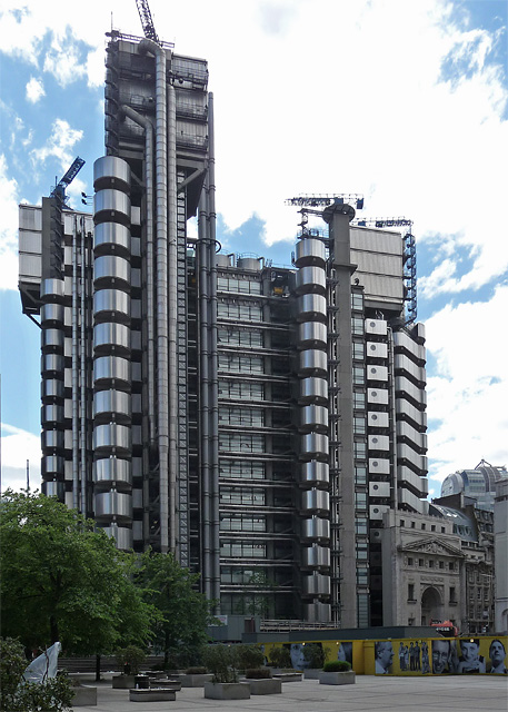 Lloyd's of London, Leadenhall Street (1)