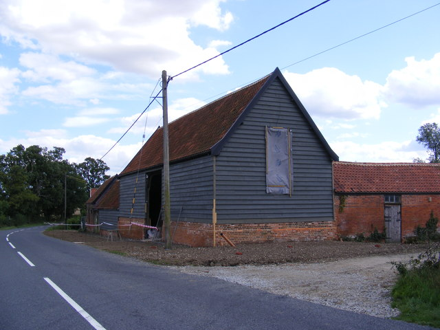 Renovated Barn at Elm Farm