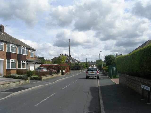 Kingsley Avenue - Kingsley Drive