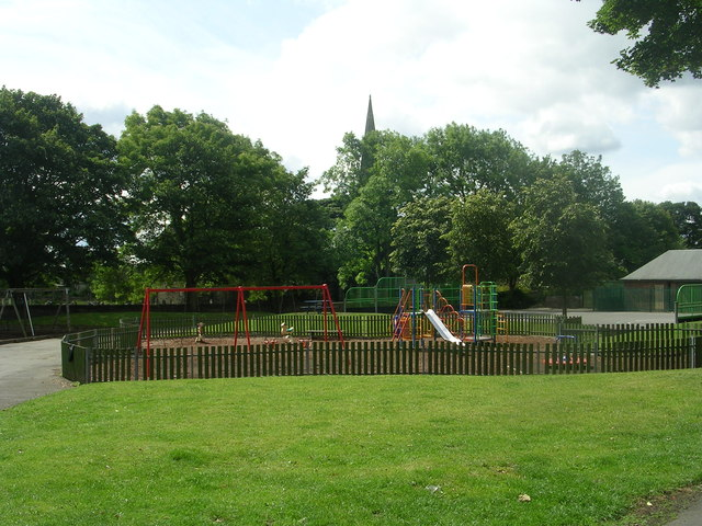Play Area - Birkenshaw Park