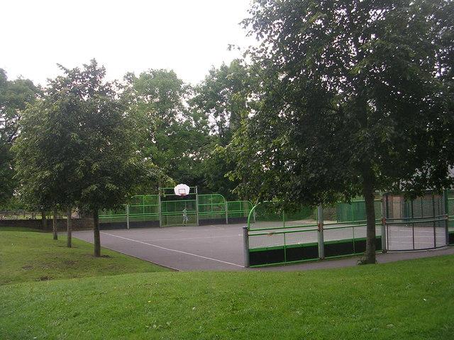 Sports Area - Birkenshaw Park