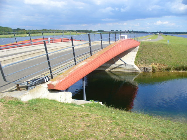 Bridge at Dorney Lake