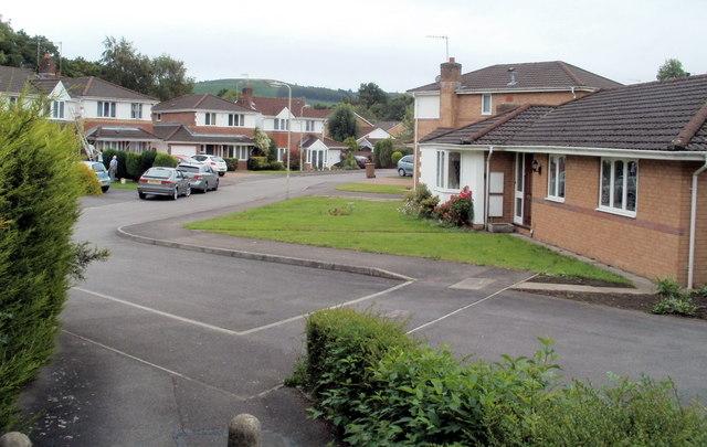 Llanfedw Close, Caerphilly