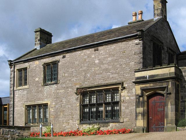 Clitheroe - Steward's House
