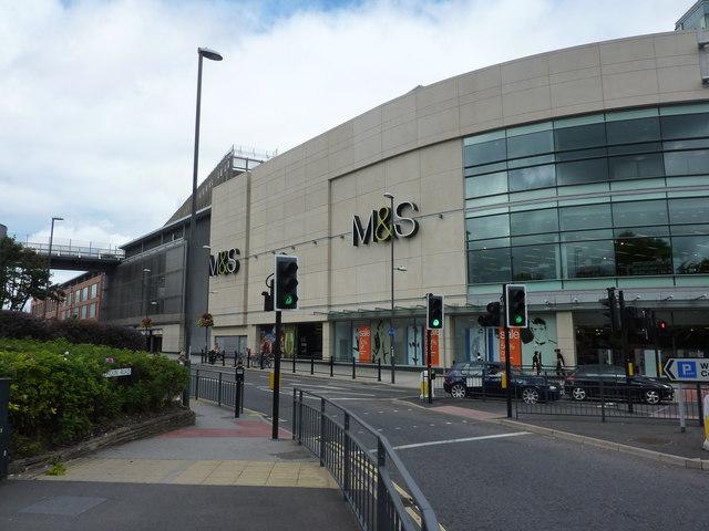 Marks & Spencer store, London Road, Derby