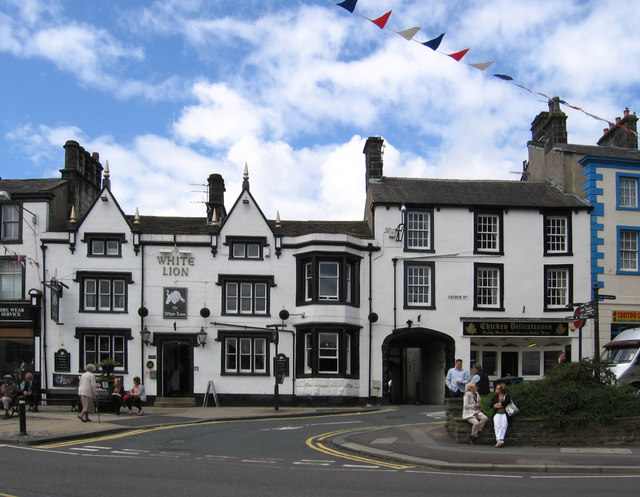 Clitheroe - White Lion