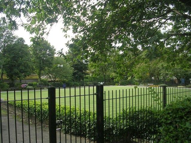 Birkenshaw Park Bowling Green