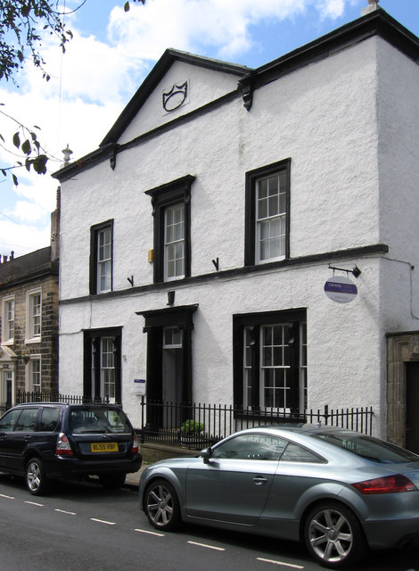 Clitheroe - solicitors offices