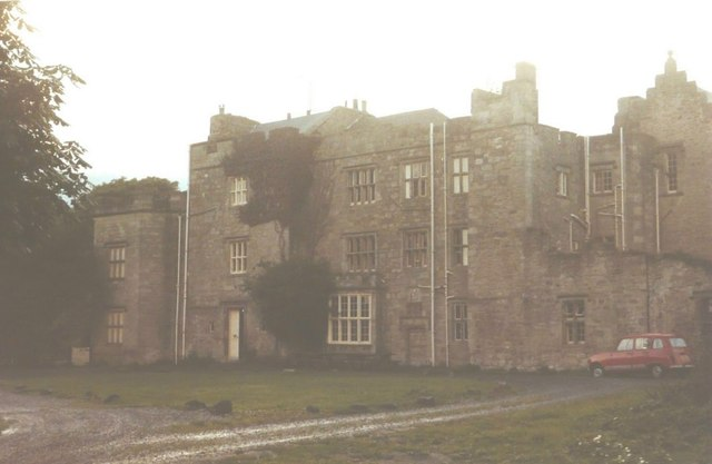 Rock Hall youth hostel in 1984