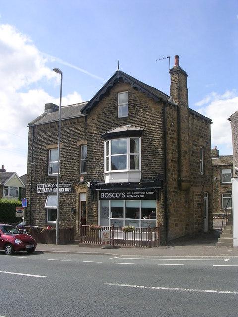 Bosco's Coffee Shop - Bradford Road