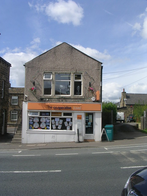 The co-operative travel - Bradford Road