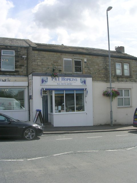 P & I Hopkins Butchers - Bradford Road