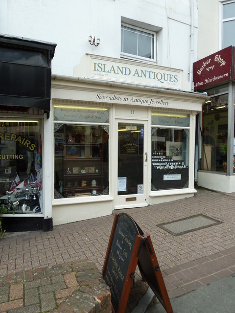 Ryde High Street- Island Antiques