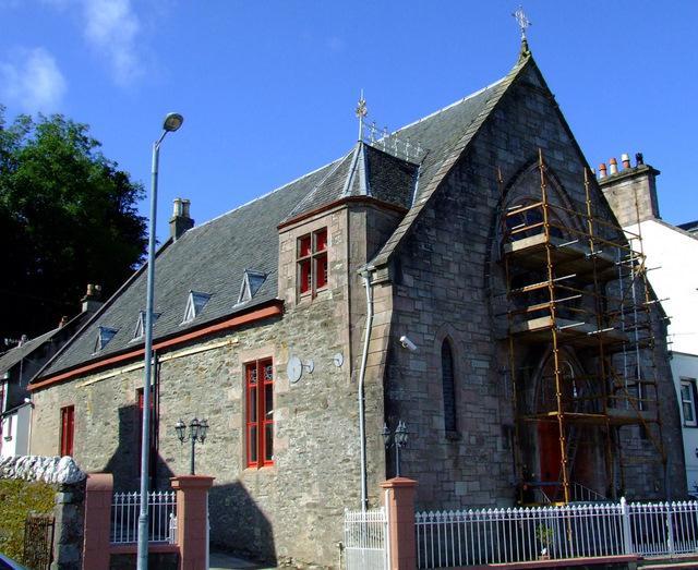 Former Ardbeg Church