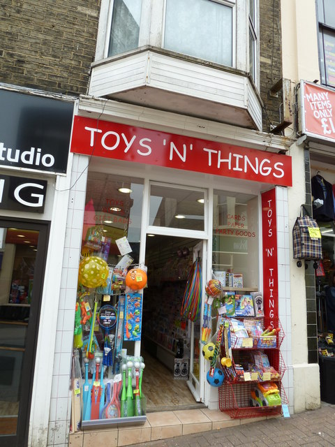 Ryde High Street- Toys'nThings