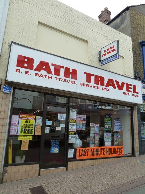 Ryde High Street- Bath Travel
