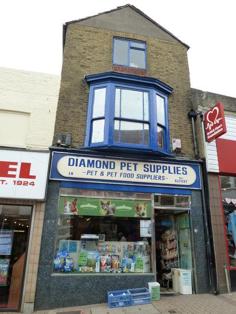 Ryde High Street- Diamond Pet Supplies