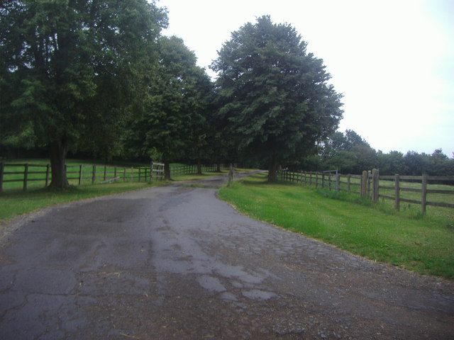 Entrance to Home Farm, Clophill