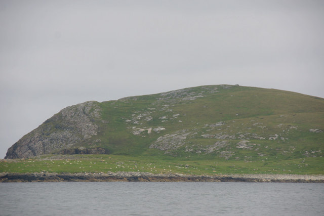 Siolaigh (Shillay) from the south