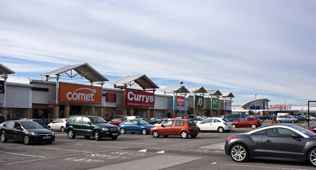 The Parsonage Retail Park