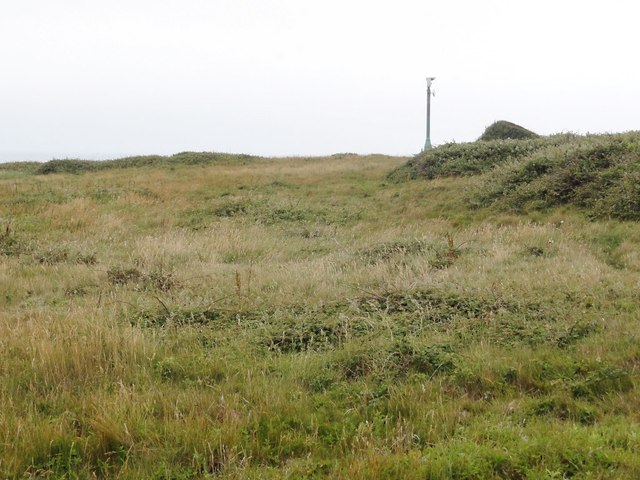 Rough Grassland above Broad Bench