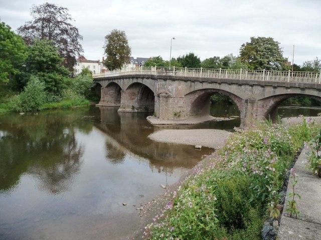 Teme Bridge, Tembury Wells