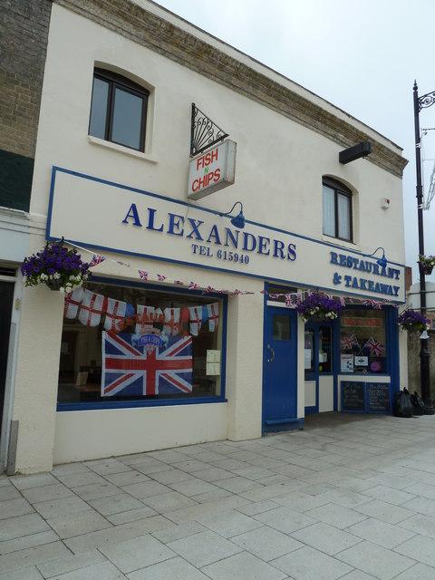 Alexanders, John Street