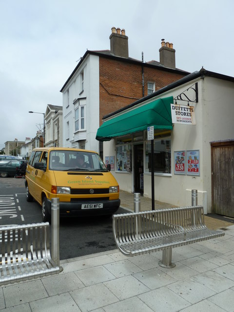Duffetts Stores, John Street