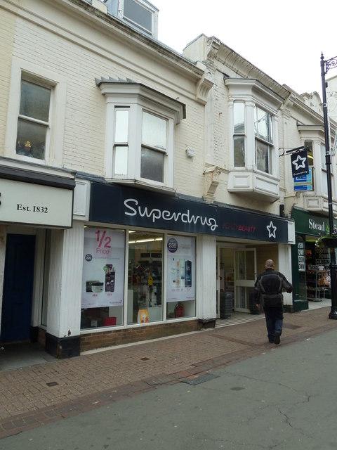 Ryde High Street- Superdrug