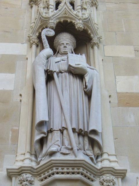 Bishop William Waynfleet