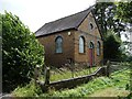 SO5776 : Angel Bank Primitive Methodist Chapel, Bitterley Lane by Christine Johnstone