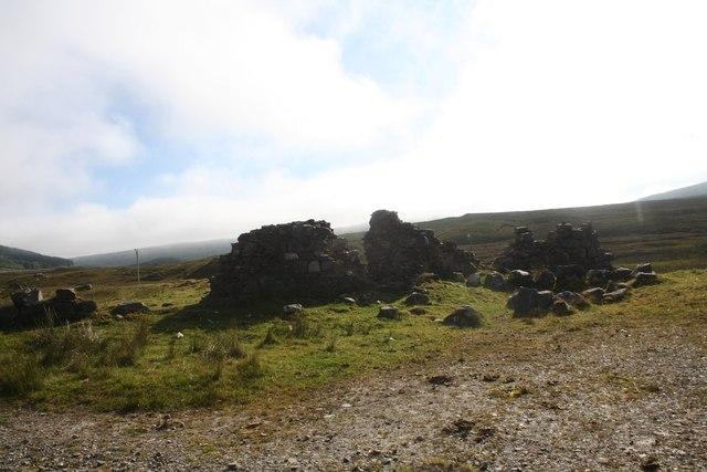 Ruin at Luib