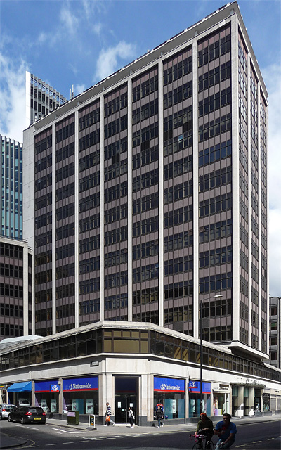 Fountain House, Fenchurch Street