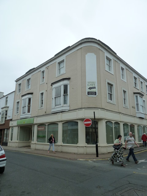 Ryde High Street- Kevar's Café