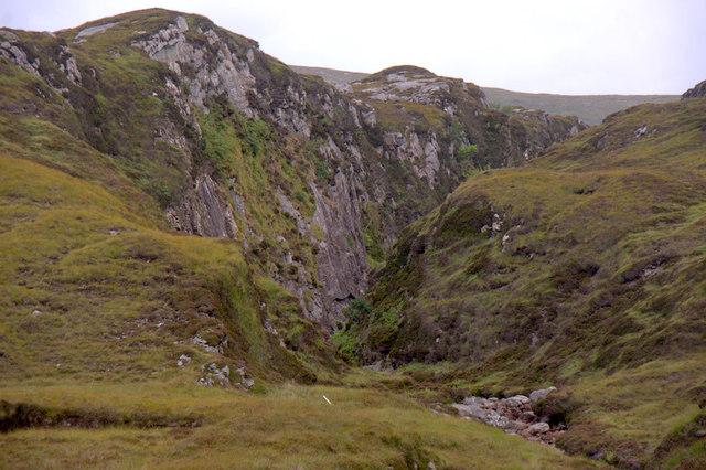 Gil Lacasdail (Laxdale Gorge)