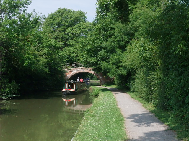 Approaching Foxton on Cycle Route 6
