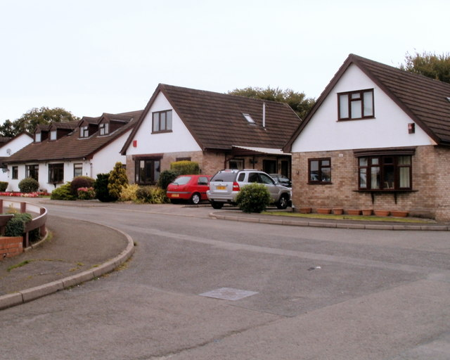 Tollgate Close, Caerphilly