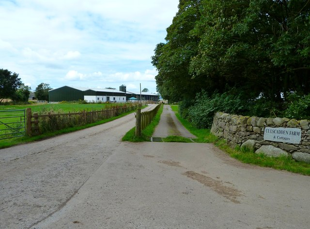 Culscadden Farm & Cottages