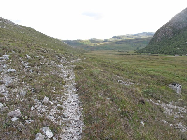 Old Road in Srath Coille na Fearna
