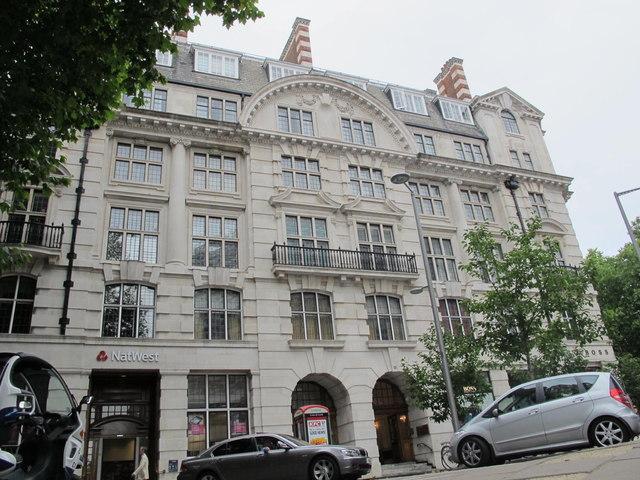 The Willett Building, Sloane Square, SW1