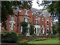 SE2935 : &quot;The Cliff Lawn&quot; B&amp;B on Cliff Road, Hyde Park, Leeds by Neil Theasby