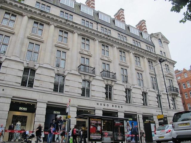 The Willett Building, Sloane Square, SW1 (2)