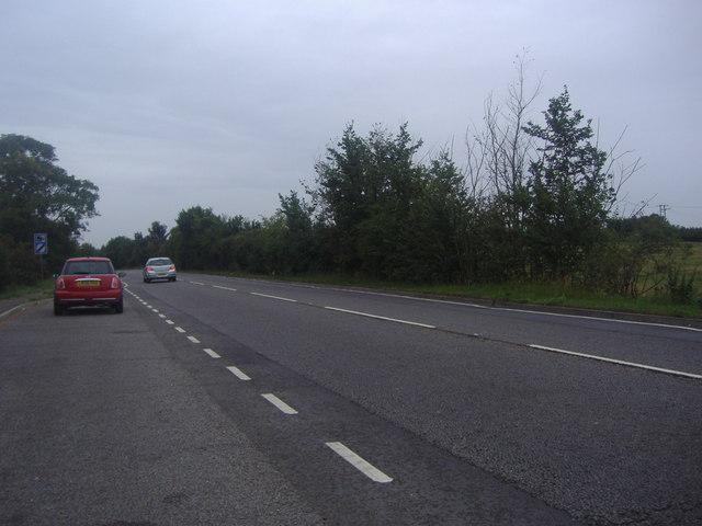 The A6, Silsoe