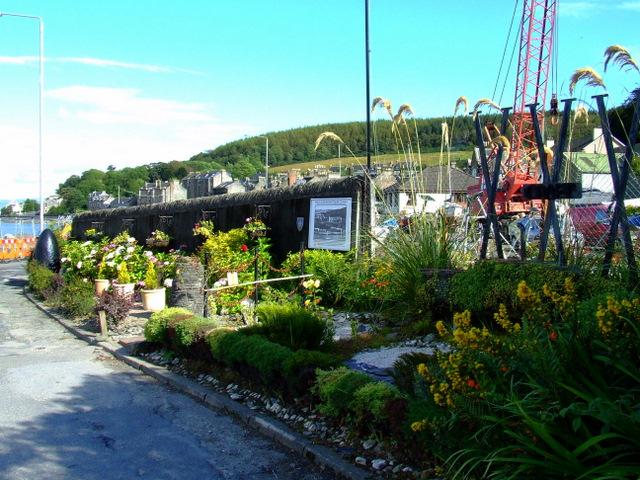 HMS Varbel Memorial Garden