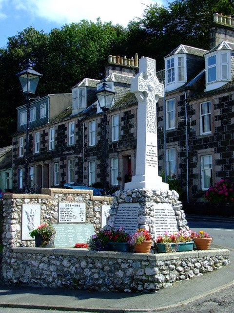 Port Bannatyne War Memorial