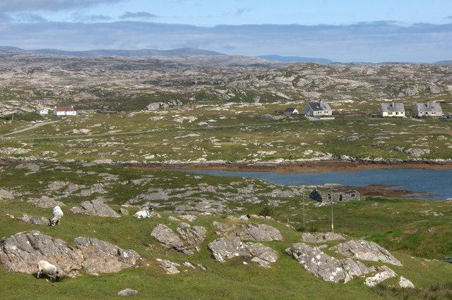 Finsbay (Fionnsabhagh)