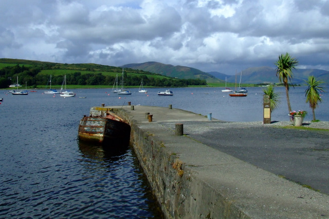 Port Bannatyne Quay