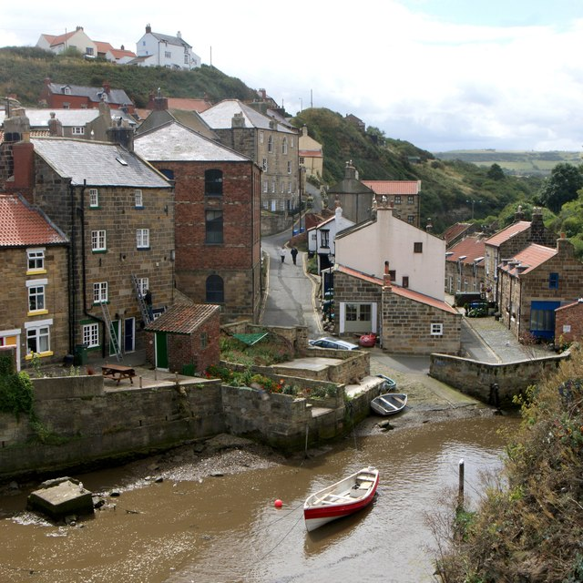 Wesley Square, Staithes